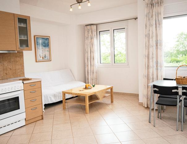 Ενοικιαζόμενο διαμέρισμα Βουρβουρού 1